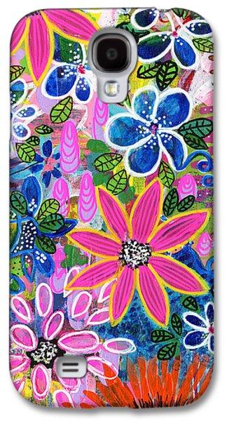 Jungle Love Galaxy S4 Case by Robin Mead