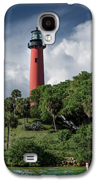 Jupiter Inlet Lighthouse Galaxy S4 Case by Laura Fasulo