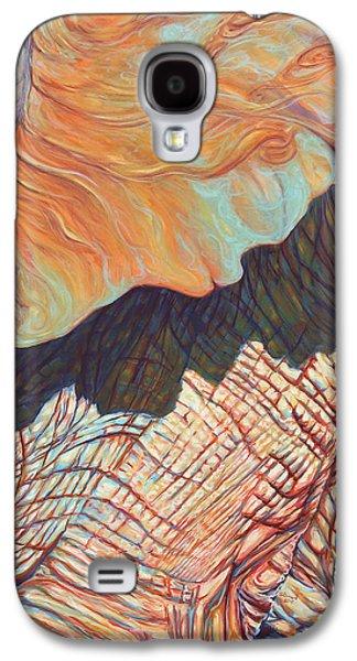 Jupiter Galaxy S4 Case by Sarah Soward