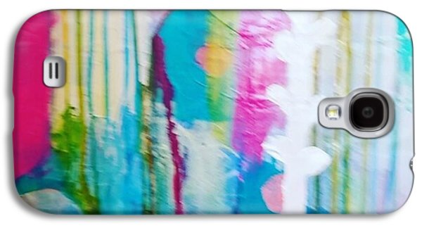 Galaxy S4 Case - Just A Little Tidbit Of My Newest by Robin Mead