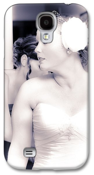 Just Moments Before Walking Down The Aisle Galaxy S4 Case by Jorgo Photography - Wall Art Gallery