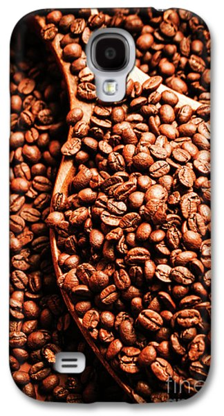 Just One Scoop At The Coffee Brew House  Galaxy S4 Case by Jorgo Photography - Wall Art Gallery