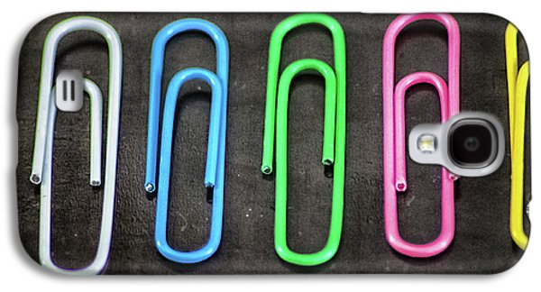 Just Paperclips Galaxy S4 Case by Martin Newman