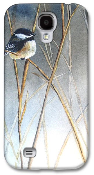 Just Thinking Galaxy S4 Case by Patricia Pushaw