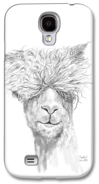 Llama Galaxy S4 Case - Justin by K Llamas
