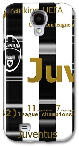Juv Over Stripes Galaxy S4 Case by Alberto RuiZ