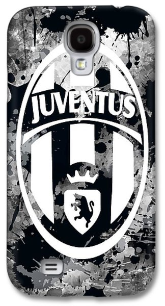 Juventus Colors Galaxy S4 Case by Alberto RuiZ
