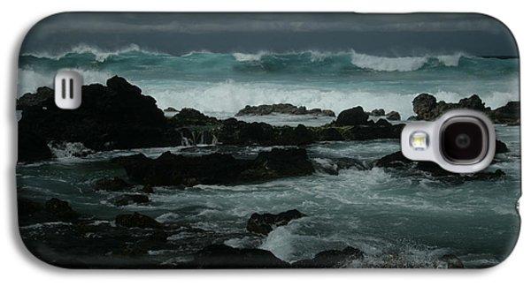 Ka Makani Kaiili Aloha Hookipa Maui Hawaii  Galaxy S4 Case