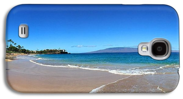Kaanapali Beach In Maui Hawaii Galaxy S4 Case by Stacia Blase