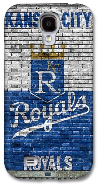 Kansas City Royals Brick Wall Galaxy S4 Case