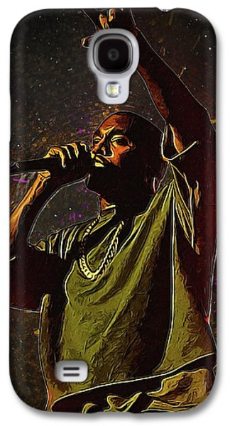 Kanye West Galaxy S4 Case