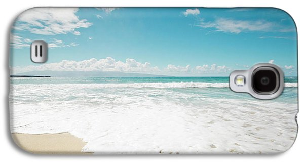 Kapalua Beach Honokahua Maui Hawaii  Galaxy S4 Case by Sharon Mau