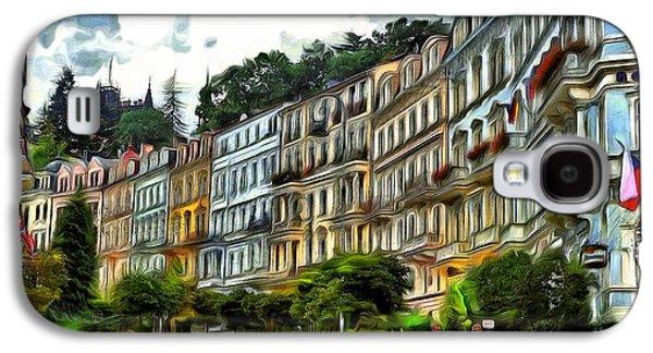 Karlovy Vary Galaxy S4 Case