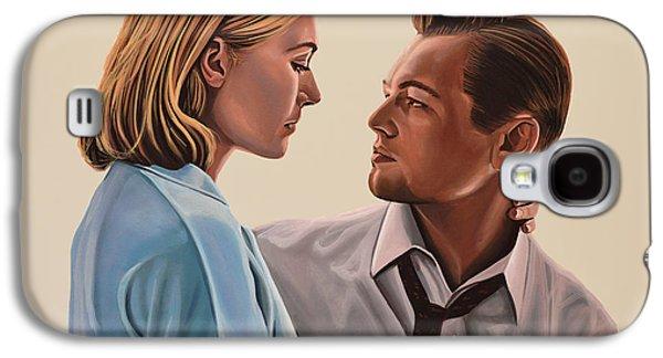 Kate Winslet And Leonardo Dicaprio Galaxy S4 Case