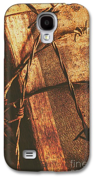 Keepers Of The Oath Galaxy S4 Case