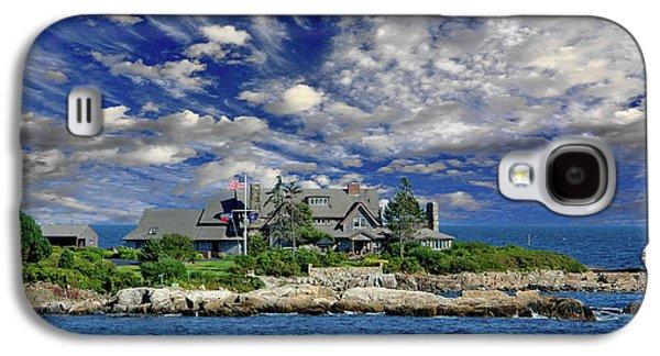 Kennebunkport, Maine - Walker's Point Galaxy S4 Case by Russ Harris