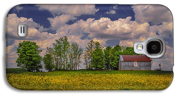 Kentucky Quilt Barn Galaxy S4 Case