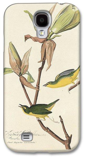 Kentucky Warbler Galaxy S4 Case