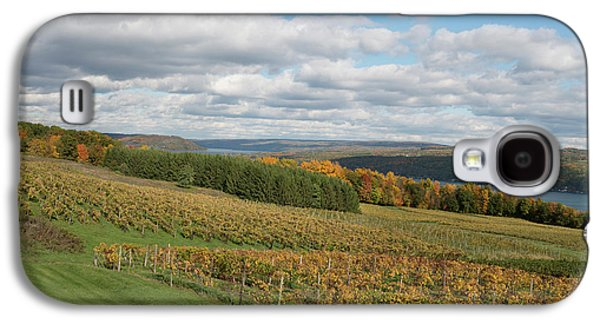 Keuka In Autumn Galaxy S4 Case by Joshua House