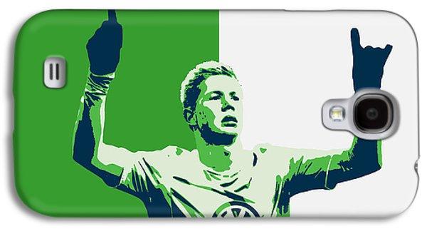 Kevin De Bruyne Galaxy S4 Case