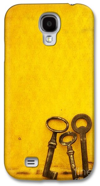 Key Family Galaxy S4 Case by Priska Wettstein