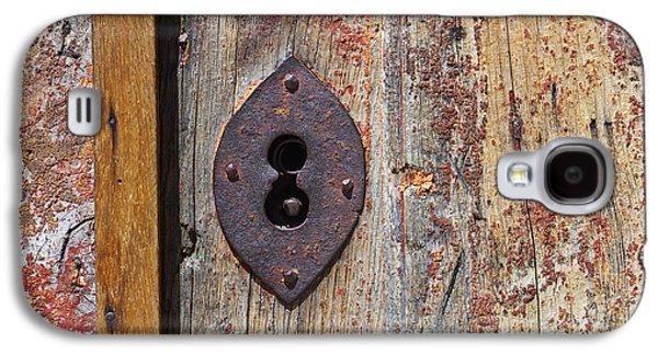 Key Hole Galaxy S4 Case