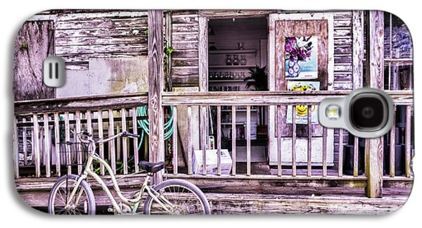 Key West Flower Shop Galaxy S4 Case