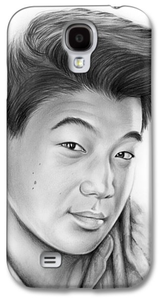 Ki Hong Lee Galaxy S4 Case
