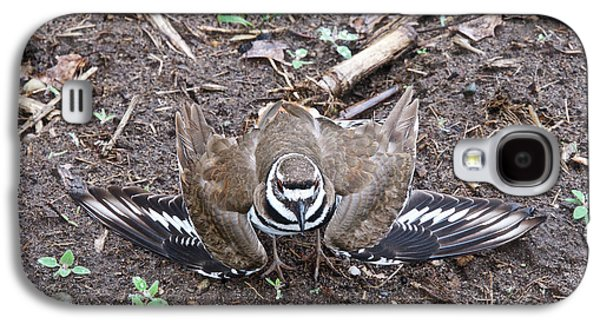 Killdeer Galaxy S4 Case - Killdeer 3076 by Michael Peychich