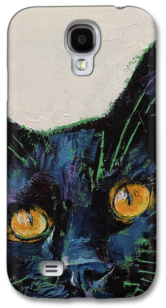 Killer Galaxy S4 Case by Michael Creese
