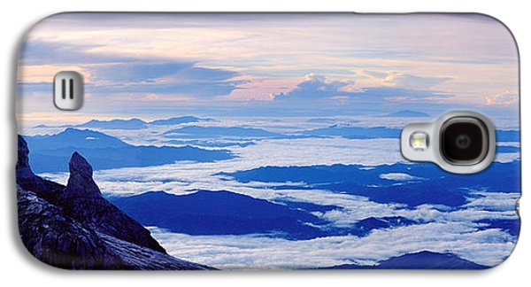 Kinabalu Panorama Galaxy S4 Case