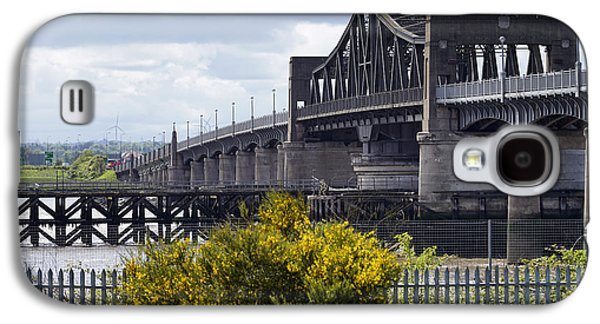 Galaxy S4 Case featuring the photograph Kincardine Bridge by Jeremy Lavender Photography