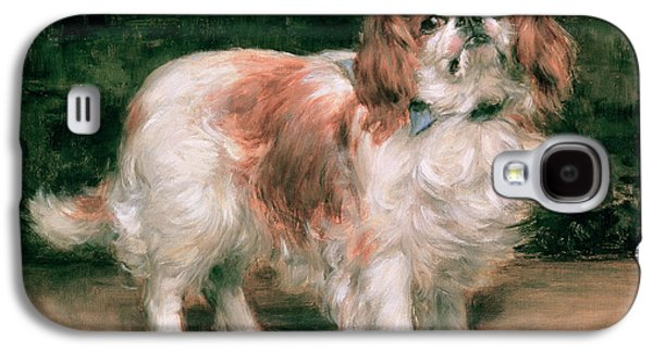King Charles Spaniel Galaxy S4 Case by George Sheridan Knowles