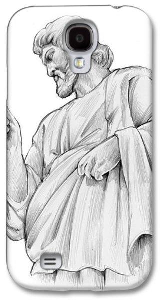 King Of Kings Galaxy S4 Case by Greg Joens