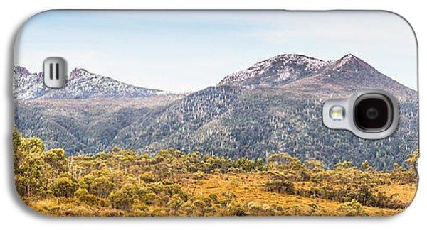 King William Range. Australia Mountain Panorama Galaxy S4 Case by Jorgo Photography - Wall Art Gallery