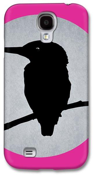 Kingfisher Galaxy S4 Case - Kingfisher by Mark Rogan