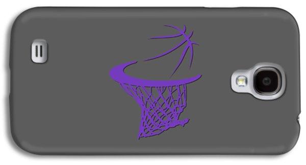 Kings Basketball Hoop Galaxy S4 Case