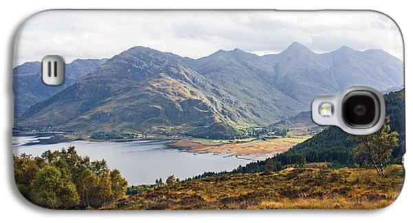 Kintail - Wester Ross, Scotland Galaxy S4 Case by Pat Speirs