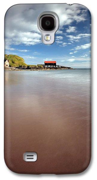 Kintyre Beach Galaxy S4 Case