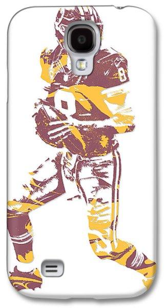 Kirk Cousins Washington Redskins Pixel Art 1 Galaxy S4 Case