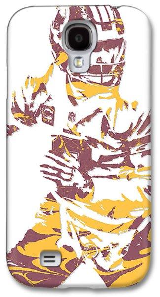 Kirk Cousins Washington Redskins Pixel Art 4 Galaxy S4 Case