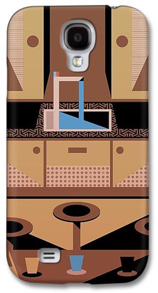 Kitchen Galaxy S4 Case by Benjamin Gottwald