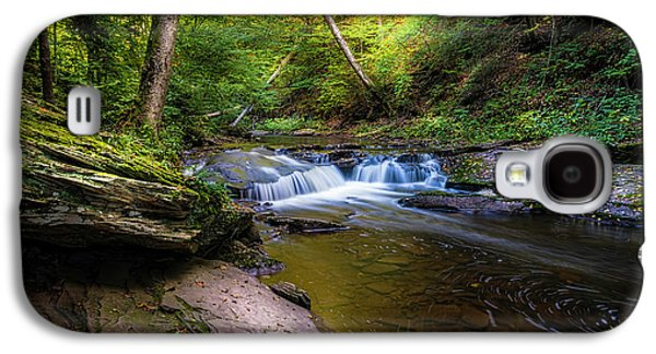 Kitchen Creek Galaxy S4 Case by Marvin Spates