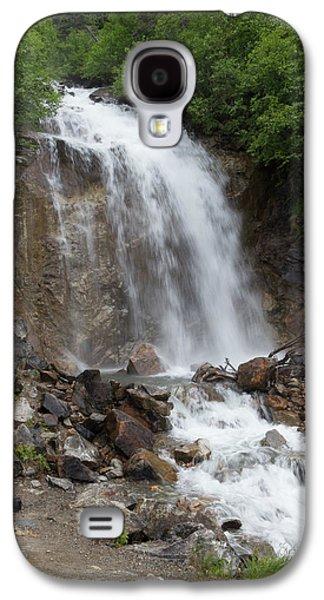 Klondike Waterfall Galaxy S4 Case