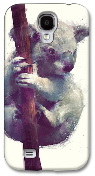 Koala Galaxy S4 Case by Amy Hamilton