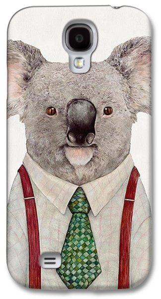 Koala Galaxy S4 Case by Animal Crew