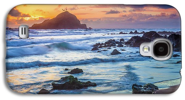 Koki Beach Harmony Galaxy S4 Case by Inge Johnsson