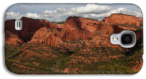 Kolob Canyon Zion Np Galaxy S4 Case by Scott Nelson