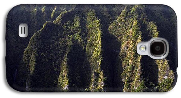 Koolau Range, Oahu Galaxy S4 Case
