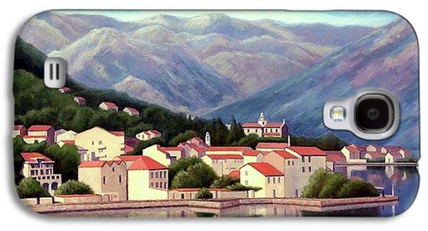 Kotor Montenegro Galaxy S4 Case